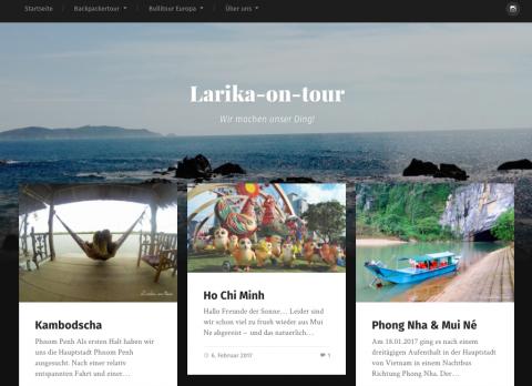 Privater Reiseblog