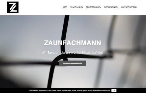 ZAUNFACHMANN Webseitenerstellung